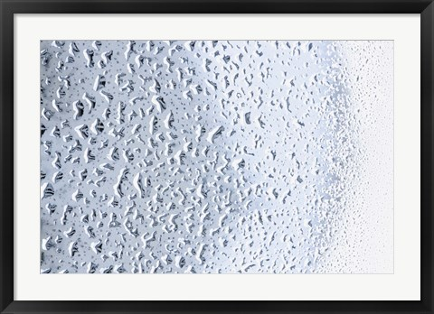 Framed Droplets I Print