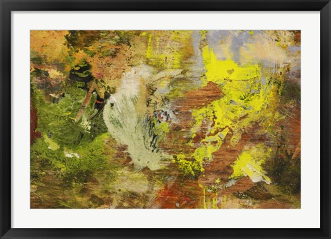 Framed Abstract 10 Print