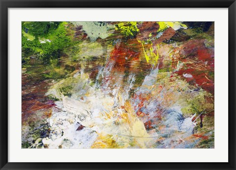 Framed Abstract 11 Print