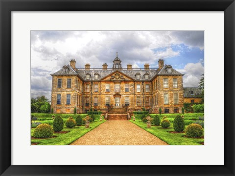 Framed Stately Home 1 Print