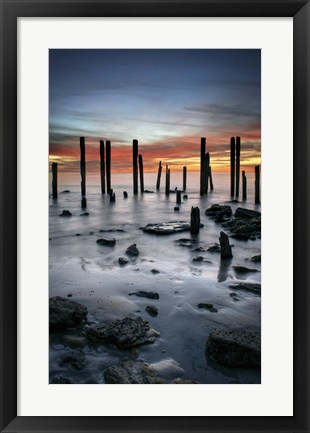 Framed Port Willunga Print