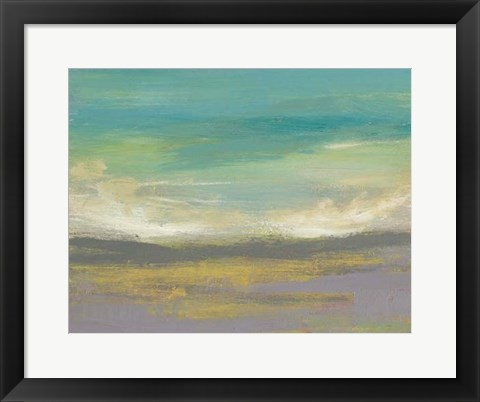Framed Sunset Study II Print