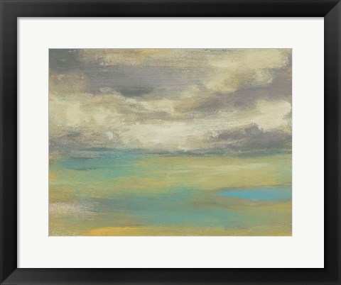 Framed Sunset Study VIII Print