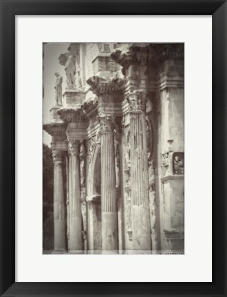 Framed Rome Arco di Costantino Print