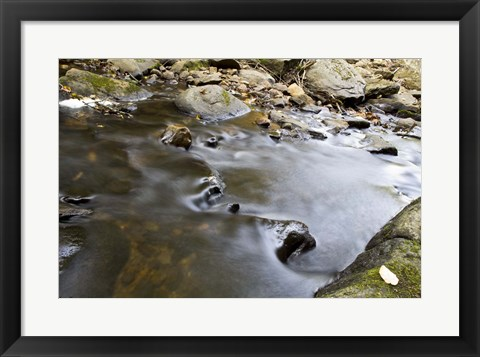 Framed Water Wrapped Print