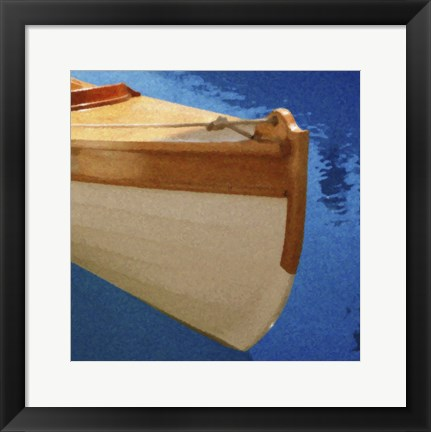 Framed Nautical Closeups 17 Print