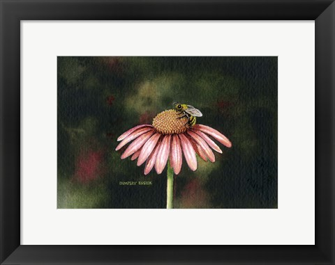 Framed Taste of Nectar Print