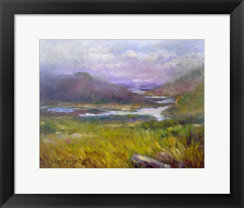 Framed Ring of Kerry, Ireland 14 Print