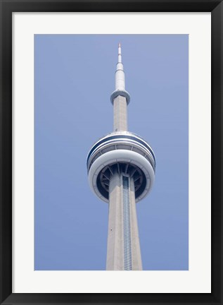Framed CN Tower, Toronto Print