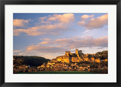 Framed Dordogne Valley, France Print