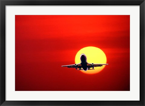Framed Commerical Jet Print