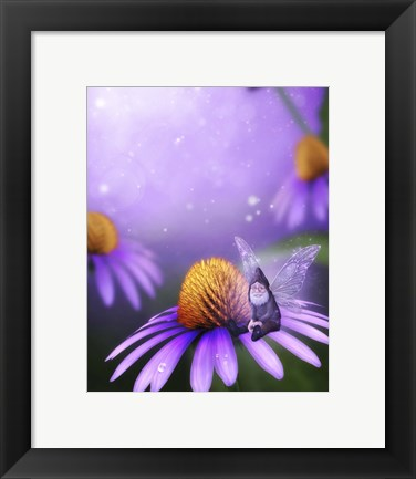 Framed Wise Fairy Print