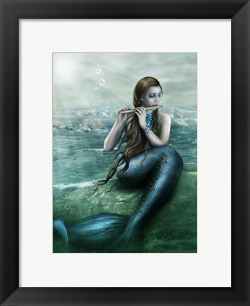 Framed Song Of The Sea Print