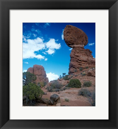Framed Arches F Print