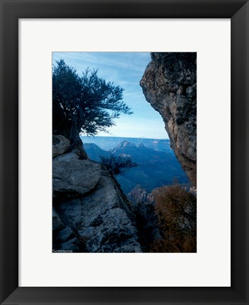 Framed Grand Canyon G Print
