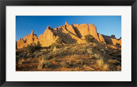 Framed Arches L Print