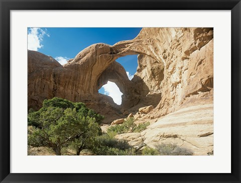 Framed Arches P Print