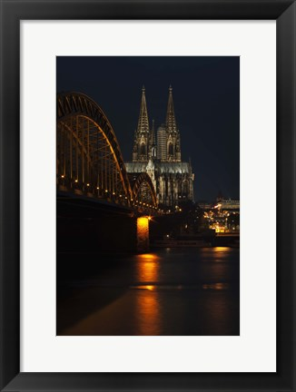 Framed Cathedral Print