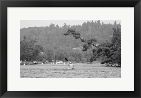 Framed Ash River 7 Print