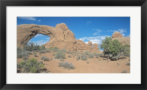 Framed Arches 21 Print