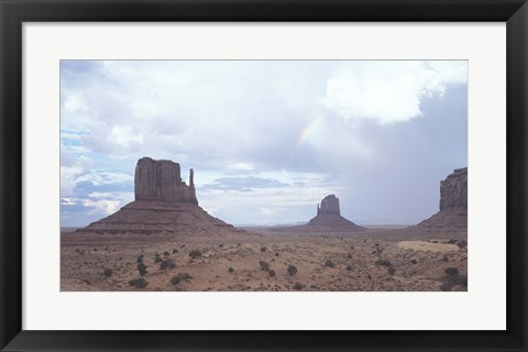 Framed Monument Valley 8 Print