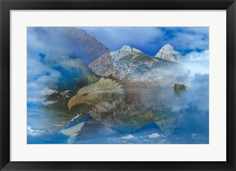 Framed Dreamscape Print