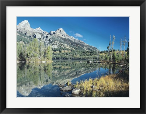 Framed Grand Teton 9 Print
