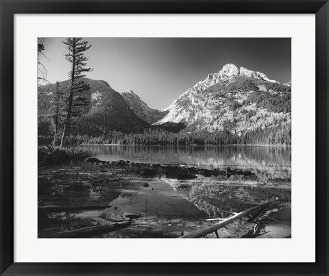 Framed Grand Teton 4 Print