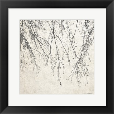 Framed Branches 3 Print