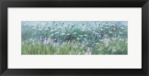 Framed Wild Flowers 03 Print