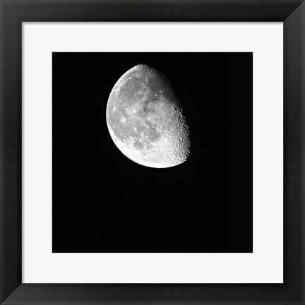 Framed Moonlight 1 Print