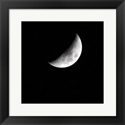 Framed Moonlight 3 Print