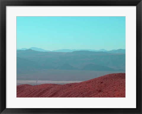 Framed Death Valley View 4 Print