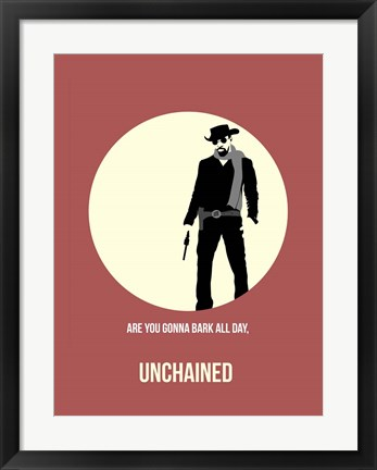 Framed Unchained 2 Print