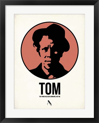 Framed Tom 1 Print