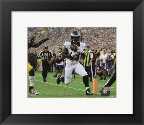 Framed Darren Sproles 2015 Action Print