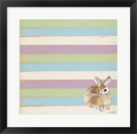 Framed Rabbit Print