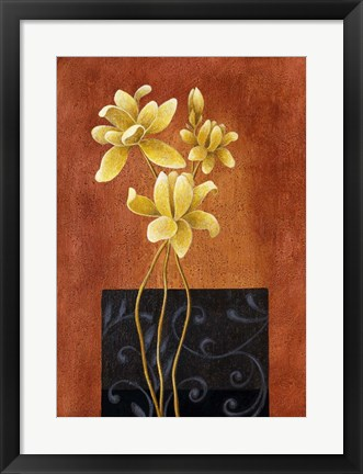 Framed Entwined 1 Print