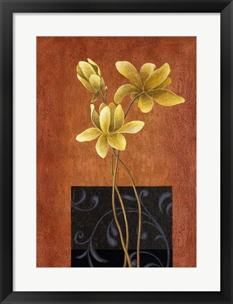 Framed Entwined 2 Print
