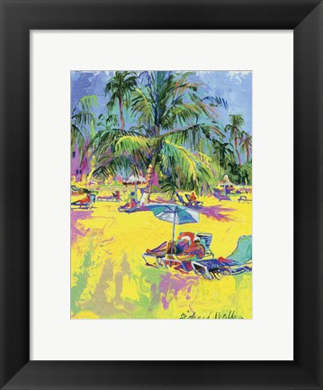 Framed Florida Print