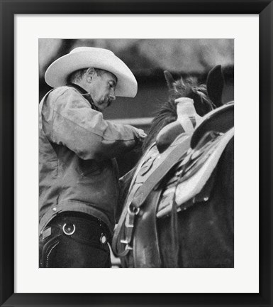 Framed When You're Ready to Ride Print