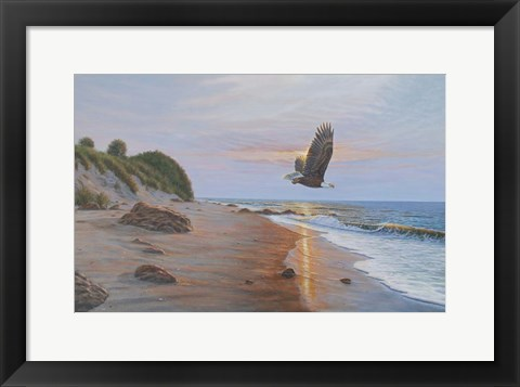 Framed Free Bird Print