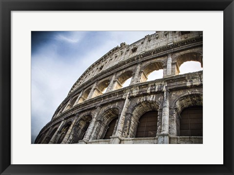 Framed Colosseo Print