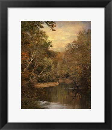 Framed Place To Rest Print