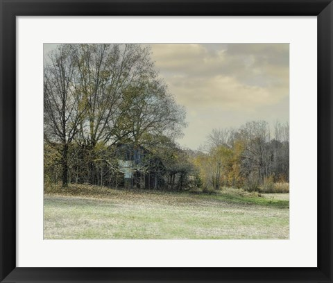 Framed Remnants Print