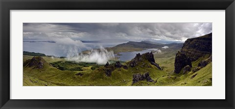 Framed Isle of Skye Print