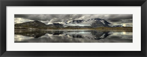 Framed Norway XI Print