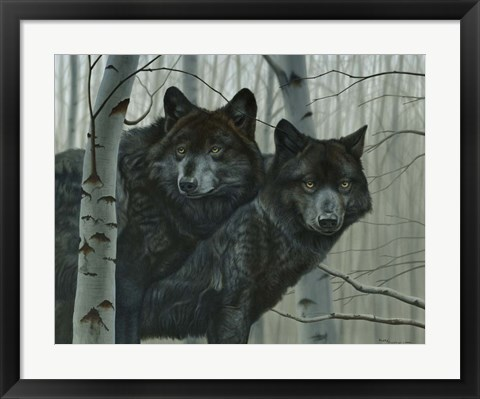 Framed Night Watch Print