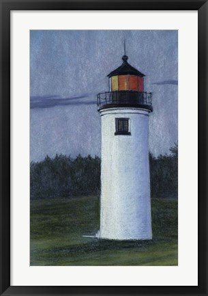 Framed Lighthouse Print