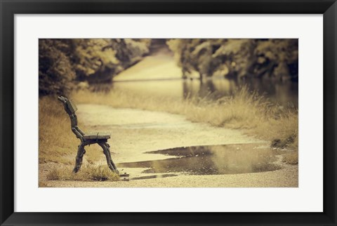 Framed After the Rain Print